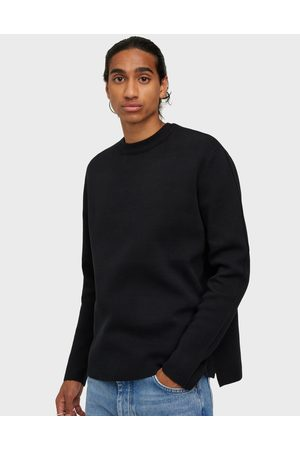 Only & Sons Miehet Neulepaidat - Onsway Life 12 Relaxed Fit Crew Kn Neuleet & swetarit Black
