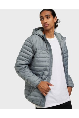 Only & Sons Miehet Talvitakit - Onspaul Quilted Hood Jacket Otw Takit Griffin
