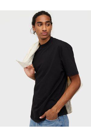 Only & Sons Miehet T-paidat - Onsvilmos Life Reg Ss Mock Neck Tee T-paidat ja topit Black