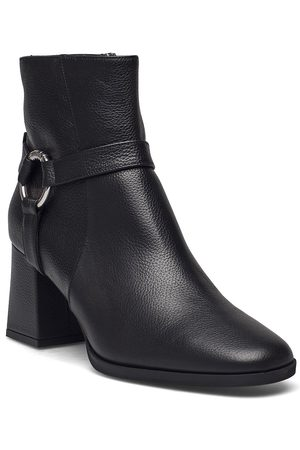 HUGO BOSS Lexi Bootie 70-Gr Shoes Boots Ankle Boots Ankle Boot - Heel