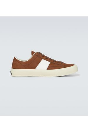 Tom Ford Exclusive to Mytheresa – Cambridge suede sneakers