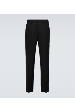 Burberry Miehet Suorat - Tailored wool pants