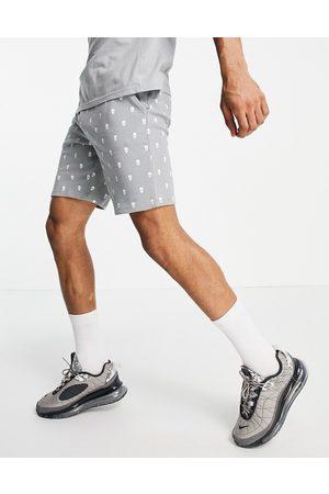 Bolongaro Trevor Sport Miehet Pyjamat - Bolongaro Trevor skully short pyjama set-Blue