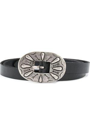 Polo Ralph Lauren Naiset Vyöt - Oversized arrow engraved buckle belt