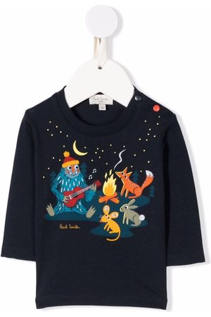 Paul Smith T-paidat - Graphic print T-shirt