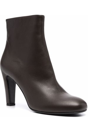 ROBERTO DEL CARLO Naiset Nilkkurit - Side-zip ankle boots