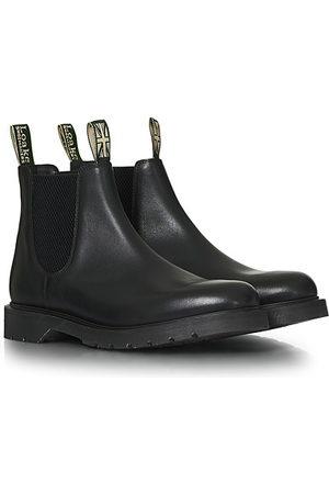 Loake McCauley Heat Sealed Chelsea Black Leather