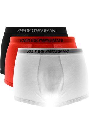 Armani Emporio Underwear 3 Pack Trunks