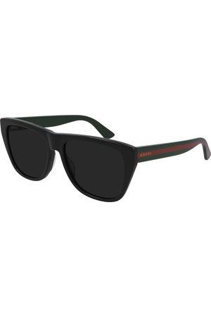 Gucci Miehet Aurinkolasit - Gucci GG0926S 001 Sunglasses Black