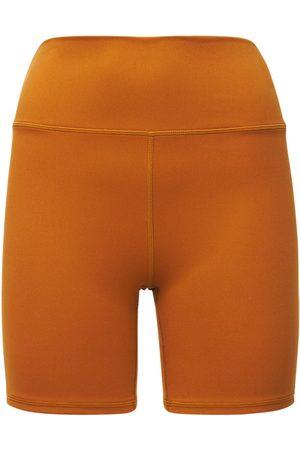 WeWoreWhat High Waist Biker Shorts