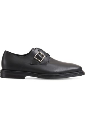 Andersson Bell Miehet Loaferit - Fintonia Square Toe Strap Derby Shoes