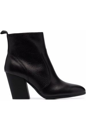 Hogan Pointed-toe ankle boots