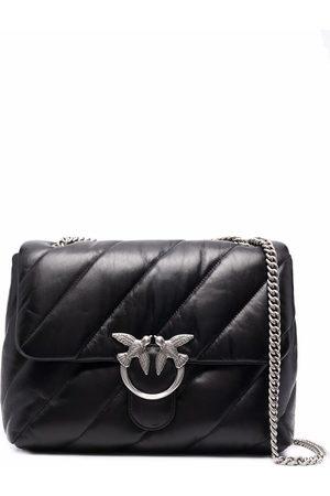 Pinko Maxi Love crossbody bag
