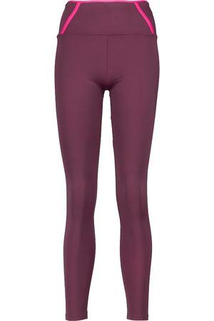 Lanston Naiset Leggingsit - Leap mid-rise leggings