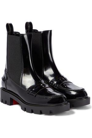 Christian Louboutin Naiset Nilkkurit - Montezu leather ankle boots