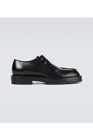 Givenchy Miehet Loaferit - Squared box leather Derby shoes