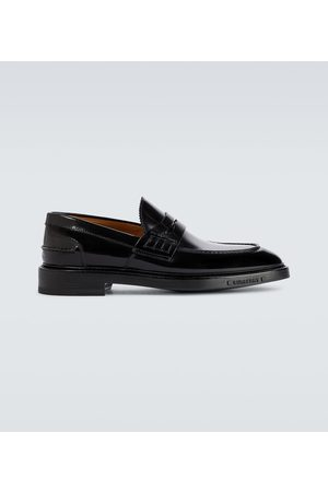 Burberry Miehet Loaferit - Elkerton leather loafers