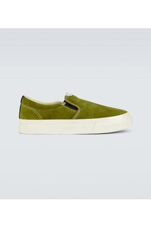 JUNYA WATANABE MAN x Stepney Workers Club slip-on sneakers
