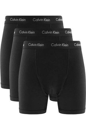 Calvin Klein Underwear 3 Pack Boxer Shorts Black