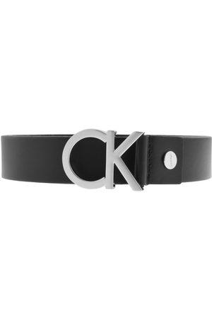 Calvin Klein CK Logo Belt Black
