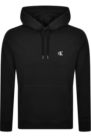Calvin Klein Jeans Logo Hoodie Black