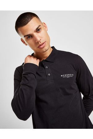 McKenzie Essential Long Sleeve Polo Shirt - Only at JD - Mens