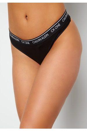 Calvin Klein Thong 001 Black M