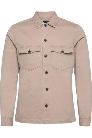 AllSaints Miehet Kauluspaidat - Firebase Ls Shirt Paita Rento Casual