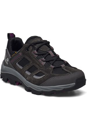 Jack Wolfskin Naiset Ulkoilukengät - Vojo 3 Texapore Low W Shoes Sport Shoes Outdoor/hiking Shoes Musta