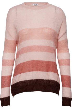 Gerry Weber Naiset Neulepaidat - Pullover Long-Sleeve Neulepaita Vaaleanpunainen
