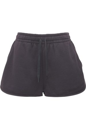 ISABEL MARANT ÉTOILE Mifikia Jersey Cotton Shorts