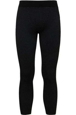 JACQUEMUS Knit Viscose Blend Leggings