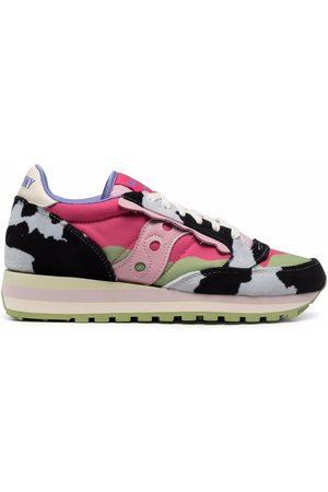 Saucony Naiset Tennarit - Shadow 5000 animal-print sneakers