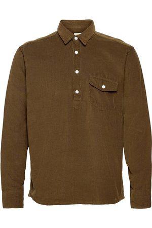 Far Afield Flap Pocket Pop-Over L/S Shirt Paita Rento Casual