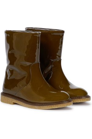 BONPOINT Patent leather boots
