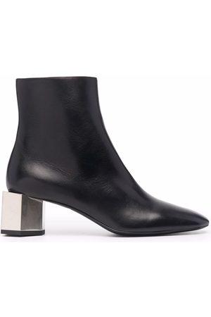 OFF-WHITE Naiset Nilkkurit - Block-heel ankle boots