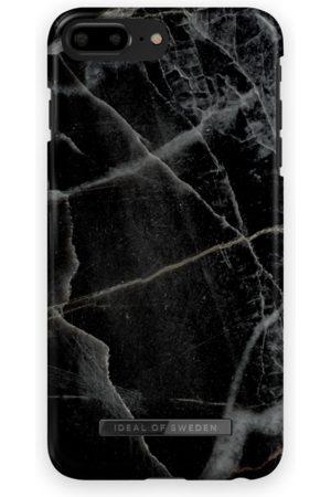 IDEAL OF SWEDEN Naiset Puhelinkuoret - Fashion Case iPhone 8 Plus Black Thunder Marble