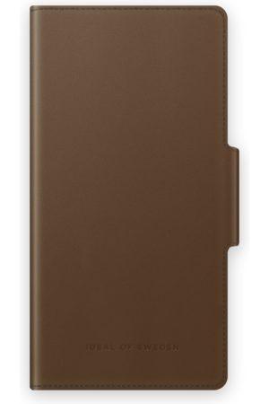 IDEAL OF SWEDEN Naiset Puhelinkuoret - Atelier Wallet iPhone 11 Pro Max Intense Brown