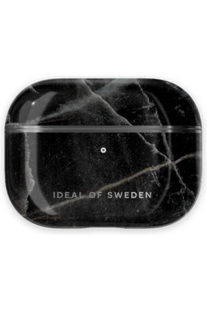 IDEAL OF SWEDEN Naiset Puhelinkuoret - Fashion AirPods Case Pro Black Thunder Marble
