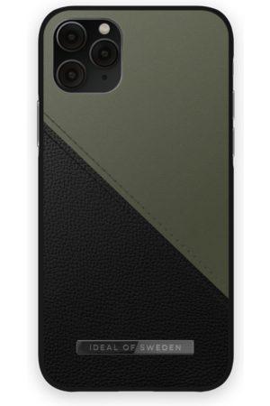 IDEAL OF SWEDEN Naiset Puhelinkuoret - Atelier Case iPhone 11 Pro Onyx Black Khaki