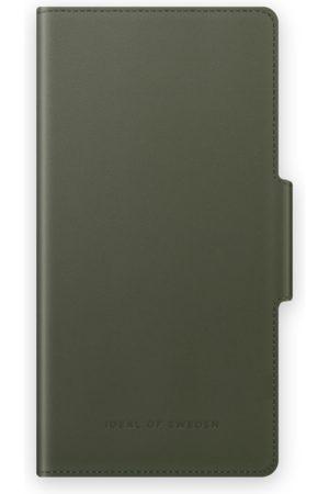 IDEAL OF SWEDEN Naiset Puhelinkuoret - Atelier Wallet Galaxy S21 Ultra Intense Khaki