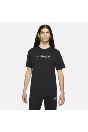 Nike Air Max Men's T-Shirt - Black