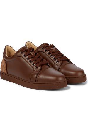Christian Louboutin Naiset Tennarit - Fun Vieira leather sneakers
