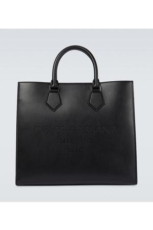 Dolce & Gabbana Miehet Laukut - Leather tote bag