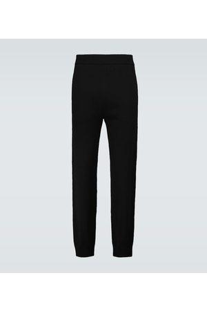 The Row Divier cashmere pants