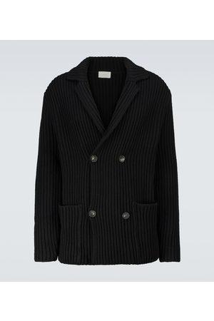 The Row Miehet Päällystakit - Delfino wool and cashmere jacket