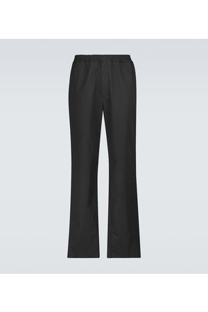 The Row Jonah straight-fit pants