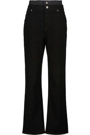 RTA Naiset Korkeavyötäröiset - Kallan high-rise straight jeans