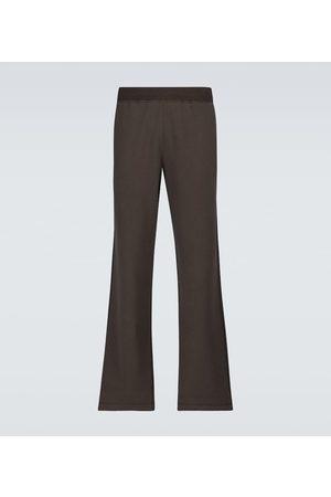 The Row Miehet Collegehousut - Dolin cotton sweatpants