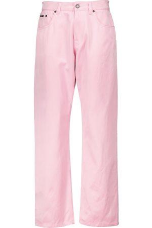Tom Ford Naiset Korkeavyötäröiset - High-rise straight jeans